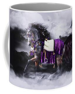 Arabian Horse  Shaitan Coffee Mug