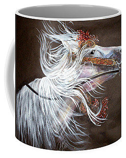 Arabian Stallion Coffee Mug