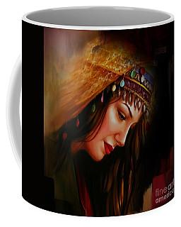 Arabian Woman 043b Coffee Mug by Gull G