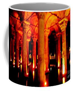 Arabic Nocturn A Coffee Mug