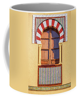 Arabic Window Of Spain Coffee Mug