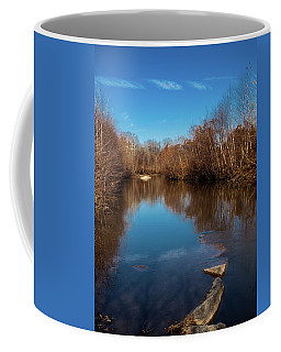 Ararat River Coffee Mug by Randy Sylvia