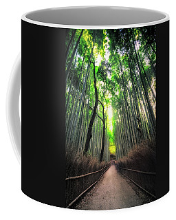 Arashiyama In Kyoto, Japan Coffee Mug