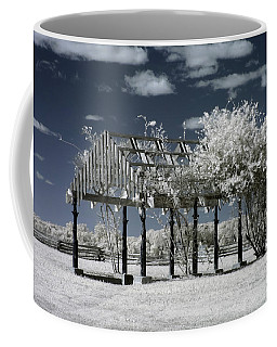 Arbor In Petersburg National Battlefield Coffee Mug