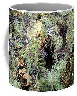 Arboreal Lichens Coffee Mug