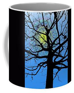 Arboreal Sun Coffee Mug