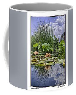 Arboretum Pond Coffee Mug by R Thomas Berner