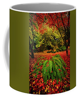 Arboretum Primary Colors Coffee Mug