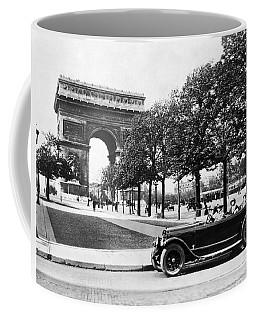 Arc De Triomphe De Letoile Coffee Mug