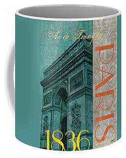 Arc De Triomphe Coffee Mug