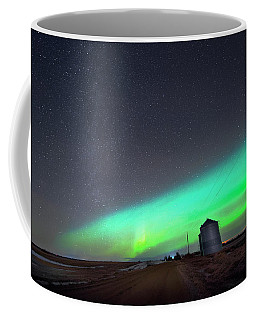 Arc Of The Aurora Coffee Mug