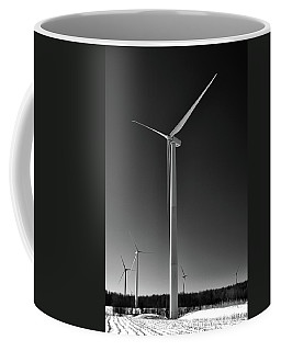 Arcade Wind Turbines 6557 Coffee Mug