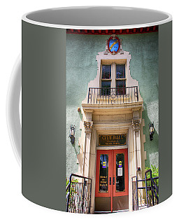 Arcadia City Hall Fl Coffee Mug