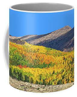 Arcas Is The King Of Arcadia, The Home Of God Pan. Coffee Mug