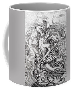 Arch Angel Coffee Mug