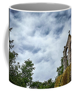 Coffee Mug featuring the photograph Arch At The Monastery Of San Pedro De Rocas by Eduardo Jose Accorinti