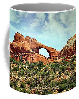 Arch In The Distance Coffee Mug