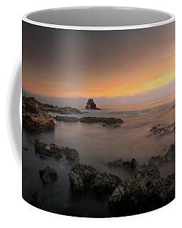 Arch Rock At Little Corona Coffee Mug