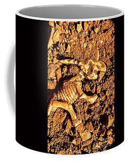 Archaeology Dig Coffee Mug