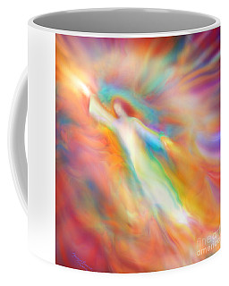 Archangel Jophiel Illuminating The Ethers Coffee Mug