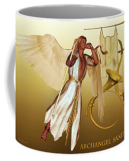Archangel Sandalphon Coffee Mug