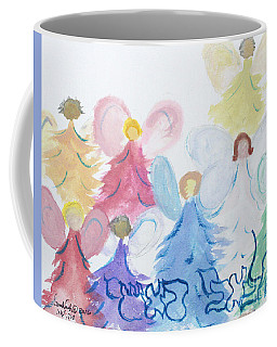 Archangels    Malchei Roshei Coffee Mug