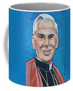 Archbishop Fulton J. Sheen Coffee Mug