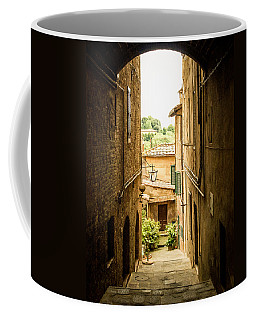 Arched Alley Coffee Mug