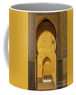 Arched Doors Coffee Mug