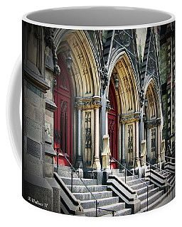 Arched Doorways Coffee Mug by Brian Wallace
