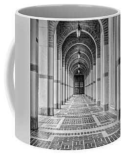 Arched Walkway Coffee Mug