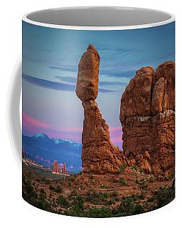 Arches Balanced Rock Coffee Mug