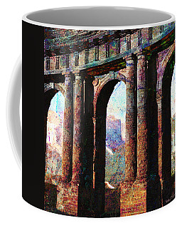 Arches Coffee Mug