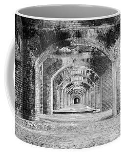 Arches, Ft Jefferson Coffee Mug