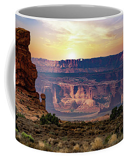 Arches National Park Canyon Coffee Mug