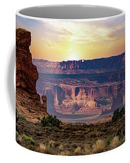 Arches National Park Canyon Coffee Mug