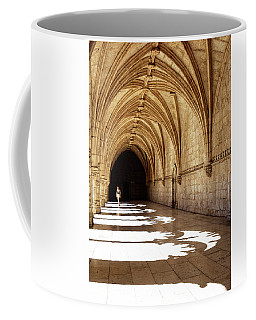 Arches Of Jeronimos Coffee Mug