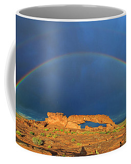 Arches Over The Arch Coffee Mug