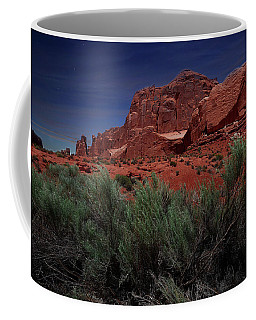 Arches Scene 3 Coffee Mug
