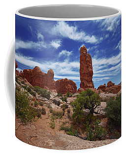Arches Scene 4 Coffee Mug