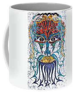 Archetypal Mask Coffee Mug