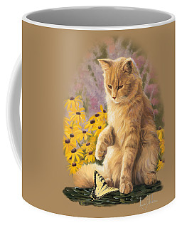 Archibald And Friend Coffee Mug