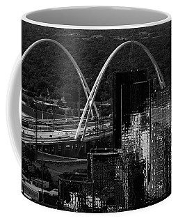 Coffee Mug featuring the photograph Archie by Robert McCubbin