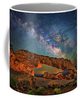 Arching Over The Arch Coffee Mug