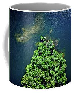 Archipelago Island - Aerial Photography Coffee Mug