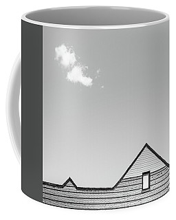 Architectural Ekg Coffee Mug
