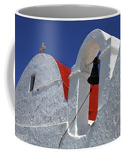 Architecture Mykonos Greece Coffee Mug by Bob Christopher