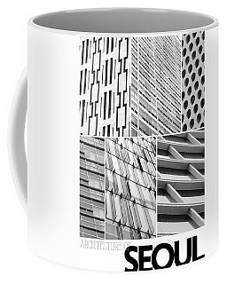 Architecture Of Seoul Coffee Mug