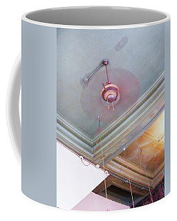 Coffee Mug featuring the photograph Architecture At The Brass Door Memphis by Lizi Beard-Ward