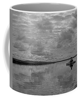 Arctic Kayak Coffee Mug